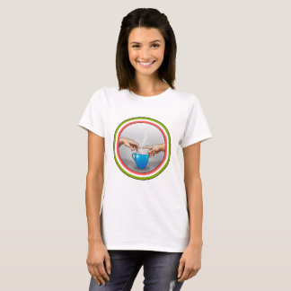 Café…  La création ! T-shirt