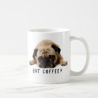 Café obtenu ? Tasse de carlin