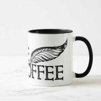 Café ou pas timbre de Shakespeare de café Mug