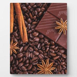 café plaque photo