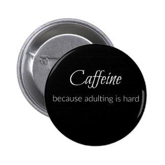 Caféine Pin's