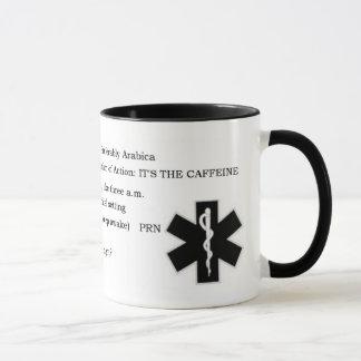CaffeineRX Tasse