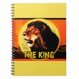 Cahier The King
