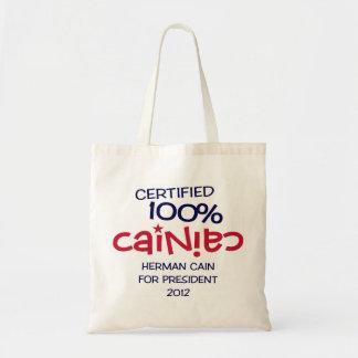 Cainiac 100% certifié - Caïn 2012 Sac
