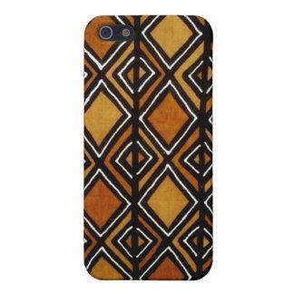 Caisse africaine de point coques iPhone 5