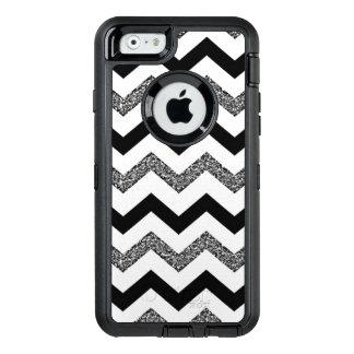 Caisse blanche de l'iPhone 6/6s de Chevron de Coque OtterBox iPhone 6/6s
