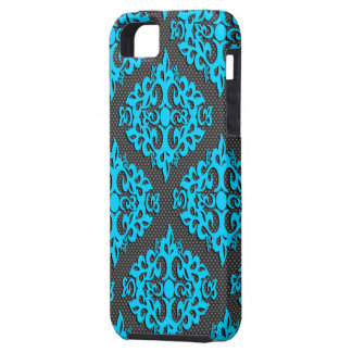 Caisse bleue fraîche de Coque-Compagnon d'Iphone 5 Étuis iPhone 5