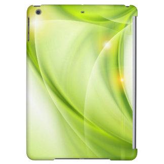 Caisse brillante intuitive d'air d'iPad de cas
