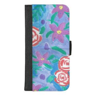 Caisse classique de portefeuille de l'iPhone 8