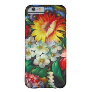 caisse colorée de l'iPhone 6 de bouquet