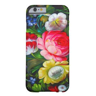 caisse colorée de l'iPhone 6 de bouquet Coque iPhone 6 Barely There