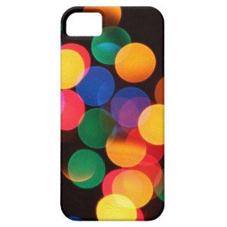 Caisse colorée des lumières iPhone5 iPhone 5 Case