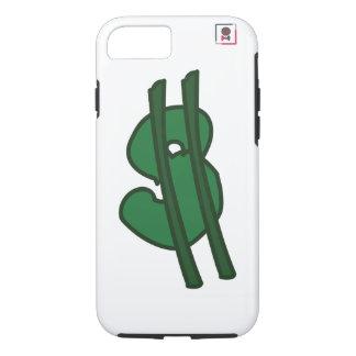 Caisse d'argent liquide coque iPhone 8/7