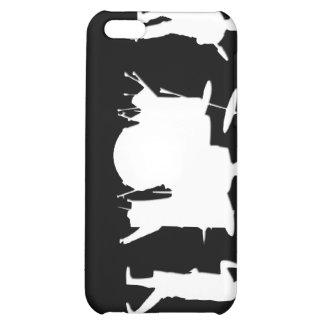 Caisse de bande d Iphone