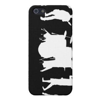 Caisse de bande d Iphone iPhone 5 Case