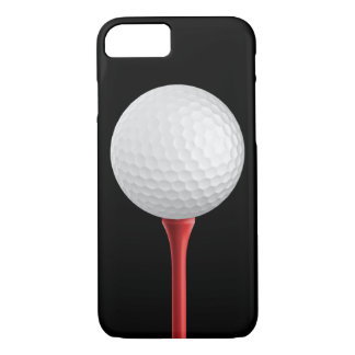 Caisse de boule de golf coque iPhone 7