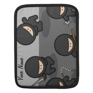 Caisse de douille d'iPad de Ninjas