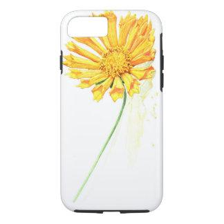 Caisse de fleur coque iPhone 8/7