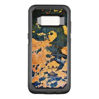 Caisse de galaxie de Samsung de roche jaune et Coque Samsung Galaxy S8 Par OtterBox Commuter