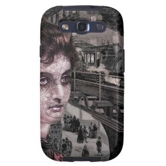 Caisse de galaxie de Steampunk Samsung