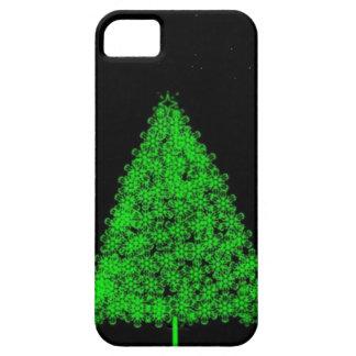 Caisse de l arbre de Noël iPhone5 Étuis iPhone 5