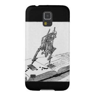 Caisse de la galaxie S5 de La Dance de la Mort Sam Coque Galaxy S5