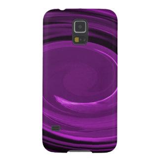 Caisse de la galaxie S5 de Samsung - remous en Coque Galaxy S5