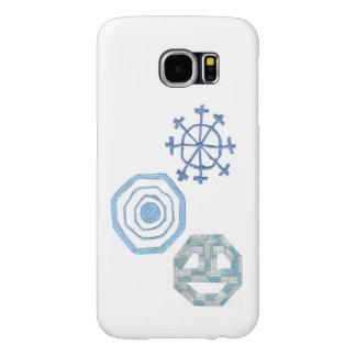 Caisse de la galaxie S6 de Samsung