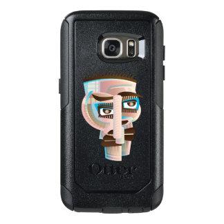 Caisse de la galaxie S7 de stupéfaction Samsung Coque OtterBox Samsung Galaxy S7