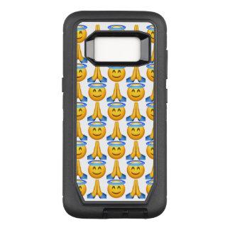 Caisse de la galaxie S8 Otterbox d'Emoji Samsung Coque Samsung Galaxy S8 Par OtterBox Defender