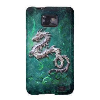 caisse de la galaxie S de Samsung de dragon Coques Galaxy S2