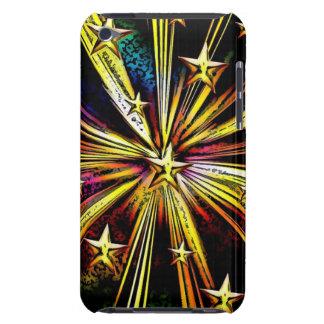 Caisse de point de contact d iPod d étoiles Coque iPod Touch Case-Mate