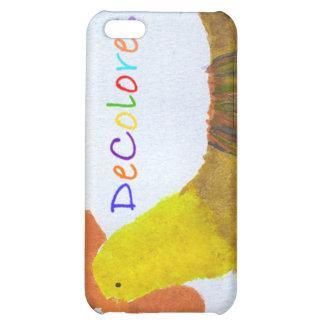Caisse de point d'iPhone de coq de DeColores