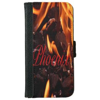Caisse de portefeuille de couverture d'album de