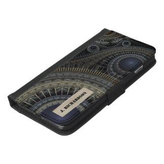 Caisse de portefeuille de l'iPhone 6/6s de