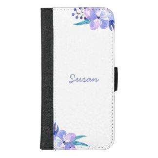 Caisse de portefeuille de téléphone personnalisée