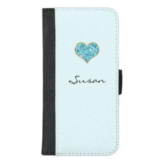 Caisse de portefeuille de téléphone portable de