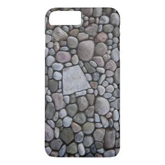 Caisse de roche de rivière coque iPhone 7 plus
