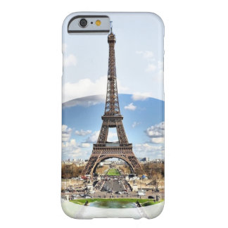 Caisse de Tour Eiffel (iPhone 6/6s) Coque Barely There iPhone 6