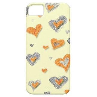 Caisse des coeurs iPhone5 Coques iPhone 5