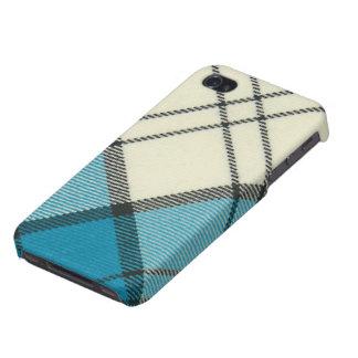Caisse diagonale de la turquoise SPECK® de Lennox Coque iPhone 4