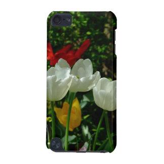 Caisse d'IPod de photo de tulipes Coque iPod Touch 5G