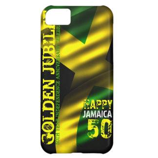 Caisse d'or d'Iphone 5/S Casemate de jubilé de la Coque iPhone 5C