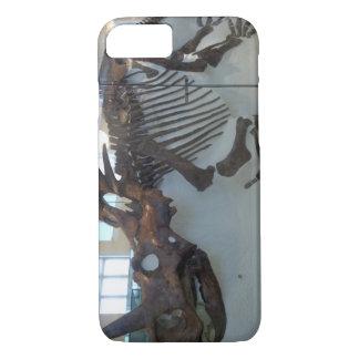 Caisse d'os de Dino Coque iPhone 7
