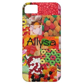 Caisse douce de sucrerie iPhone 5 case