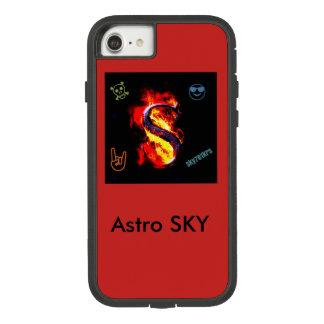 Caisse du CIEL IPHONE 7 d'Astro Coque Case-Mate Tough Extreme iPhone 7