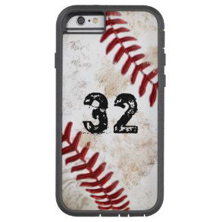 Caisse dure de base-ball de l'iPhone 6 de Xtreme Coque Tough Xtreme iPhone 6