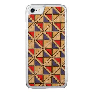 Caisse en bois de cerise mince de l'iPhone 7 Coque En Bois iPhone 7
