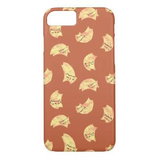 Caisse en pastel de téléphone de pêche de coque iPhone 7
