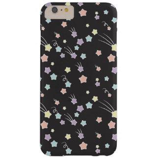 Caisse en pastel de téléphone d'étoiles coque iPhone 6 plus barely there